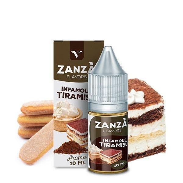 Zanza Infamous Tiramisu Aroma