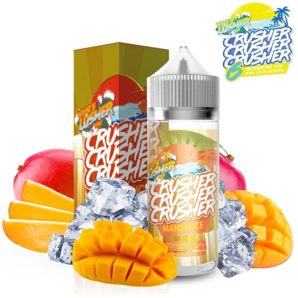 Crusher Mango Ice