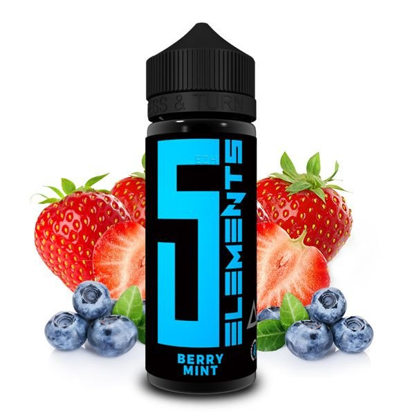 5 Elements Berry Mint