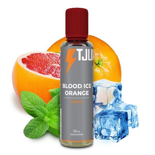 T-Juice Blood Ice Orange Liquid 50 ml