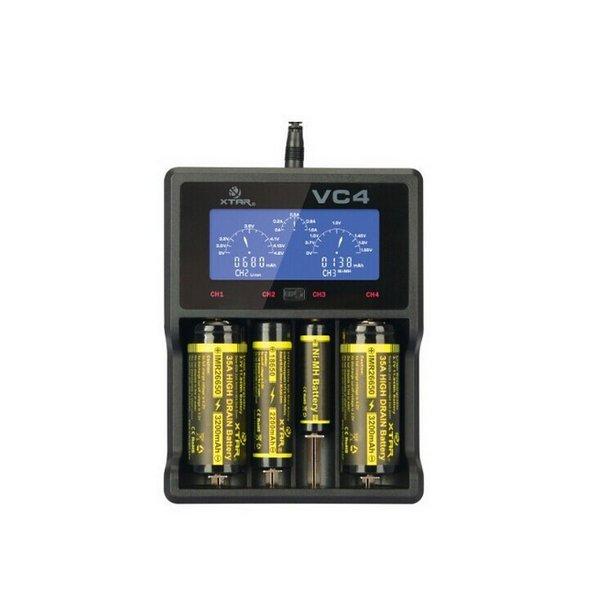 Xtar VC4 Li-Ionen Ladegerät