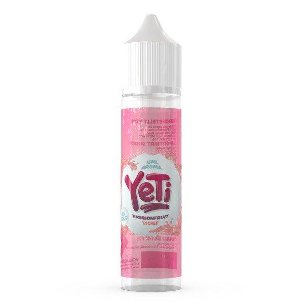 Yeti Passionfruit Lychee Aroma