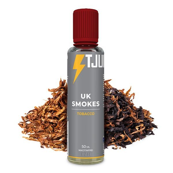 T-Juice UK Smokes Liquid 50 ml