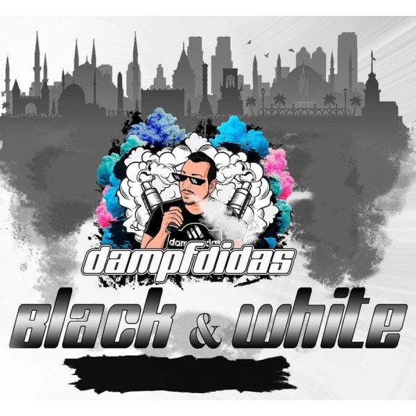 Dampfdidas Black & White