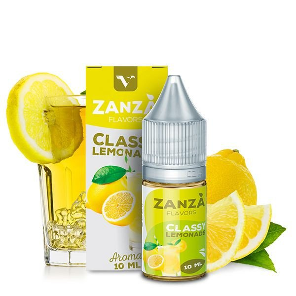 Zanza Classy Lemonade Aroma