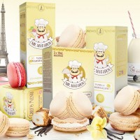 Mr. Macaron Vanilla Marshmallow E-Liquid
