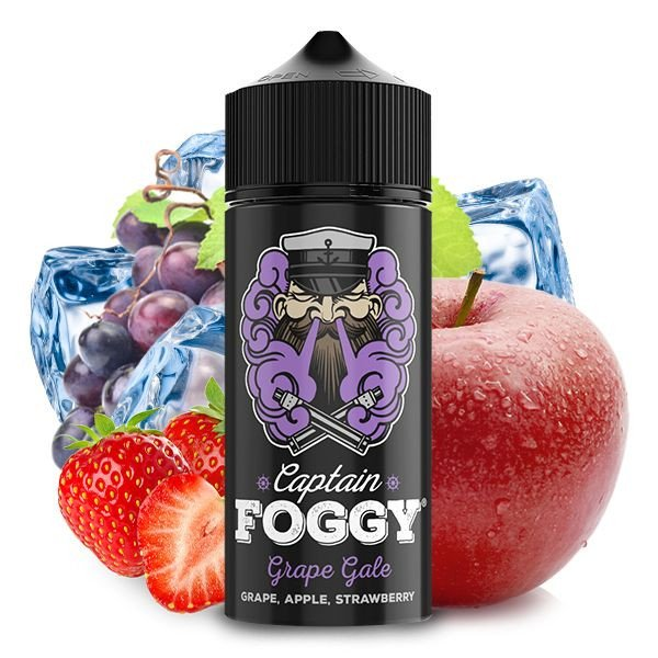 Captain Foggy Grape Gale Aroma