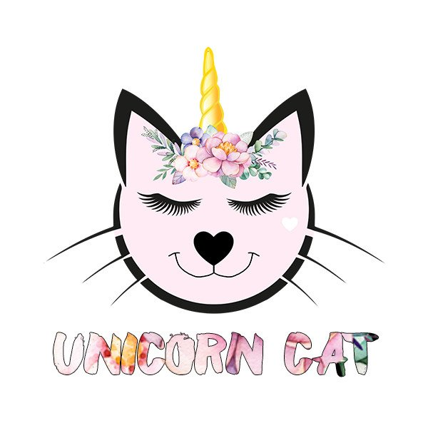 Copy Cat Unicorn Cat
