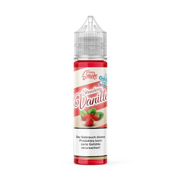 Flavour Smoke Strawberry Vanille on Ice