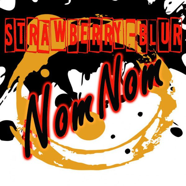 NomNom Strawberry Blur Aroma