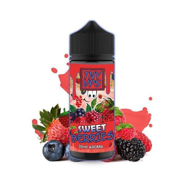 Tony Vapes Sweet Berries