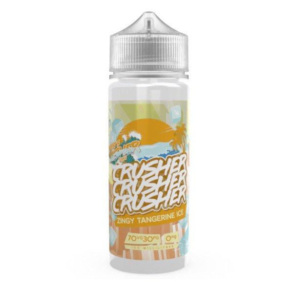 Crusher Zingy Tangerine Ice