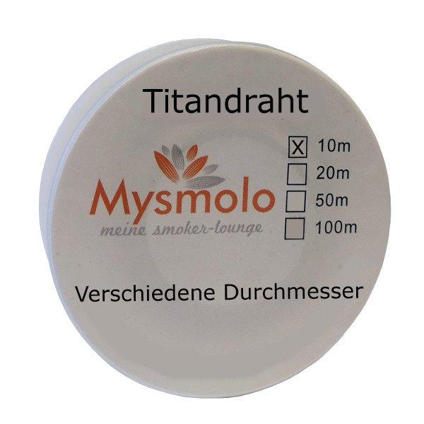 Titandraht 0,20 mm