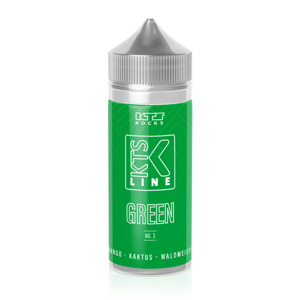 KTS Line Green No. 3 Aroma