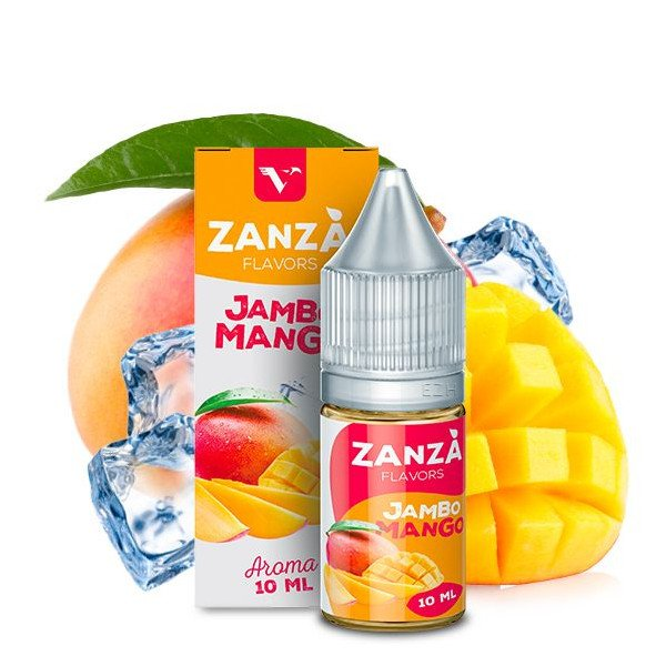 Zanza Jambo Mango Aroma