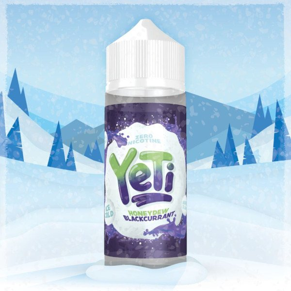 Yeti Honeydew Blackcurrant