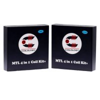 Coilology MTL 4 in 1 Kit