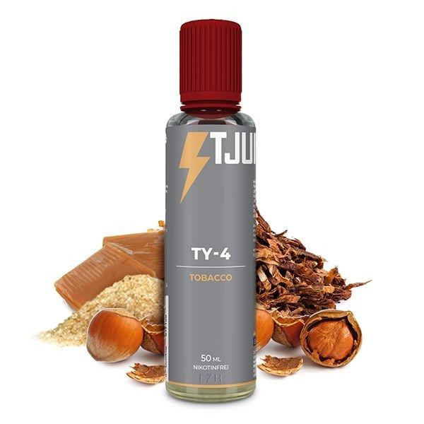 T-Juice TY-4 Liquid 50 ml