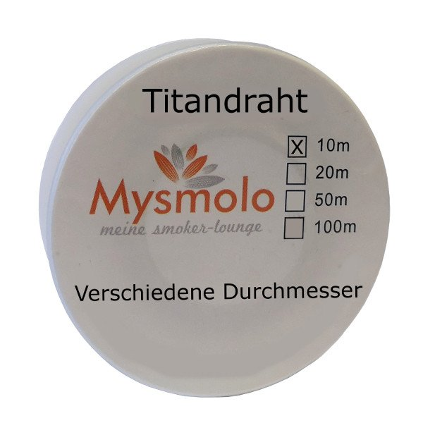 Titandraht 0,40 mm