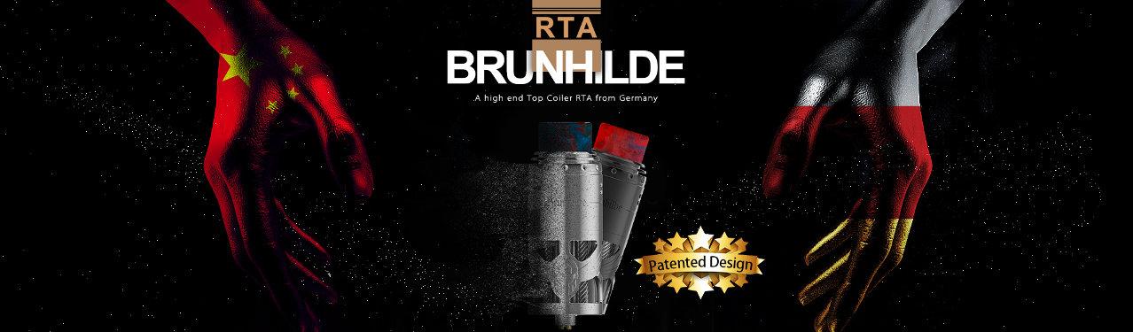 VapeFly Brunhilde RTA Verdampfer