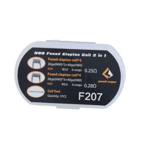 GeekVape N90 Fused Clapton Coil 2 in 1 Set