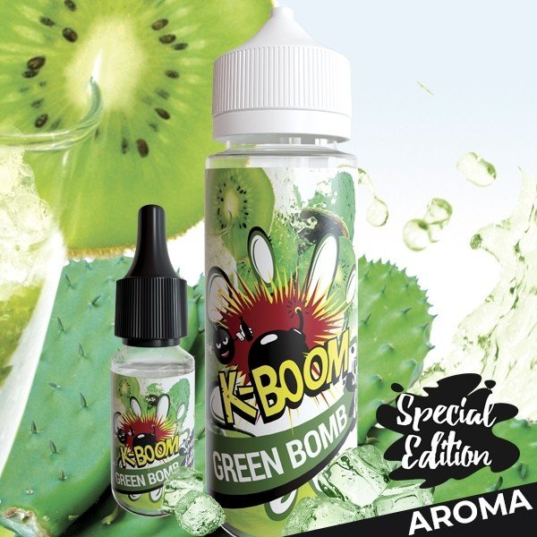 K-Boom Special Edition Green Bomb
