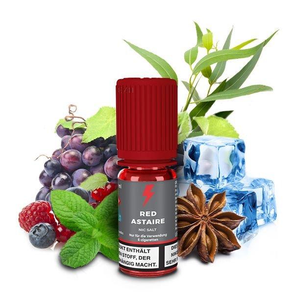 T-Juice Red Astaire Nikotinsalz Liquid