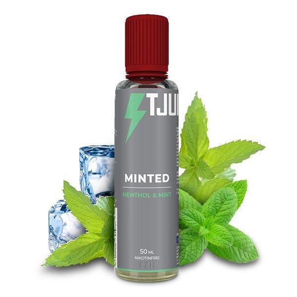 T-Juice Minted Liquid 50 ml
