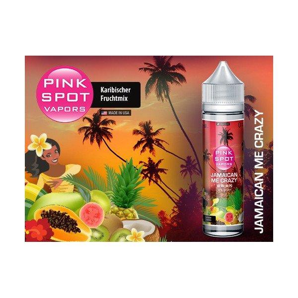 Pink Spot Jamaican Me Crazy