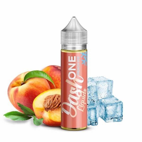 Dash Liquids One Peach Ice Aroma