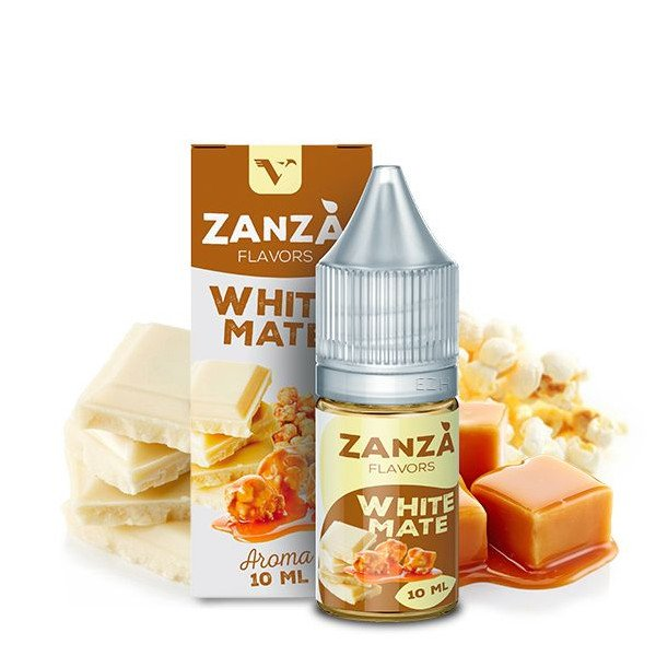 Zanza White Mate Aroma