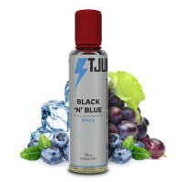 T-Juice Black and Blue 20ml Longfill