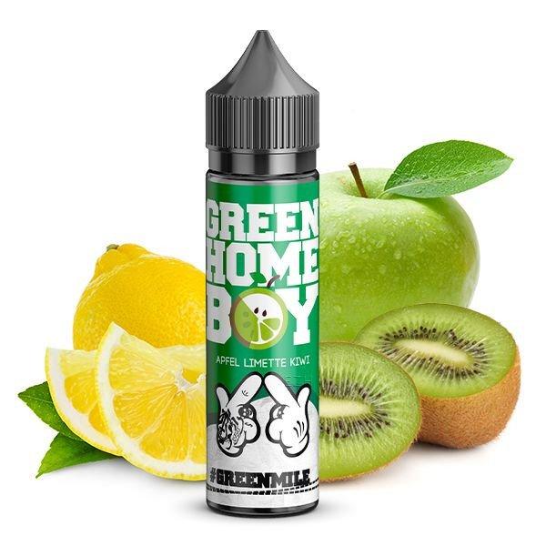 Ganggang GreenMile Green Homeboy
