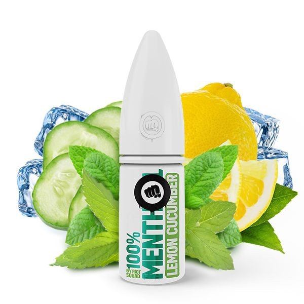 Riot Squad Nikotinsalz Menthol Lemon Cucumber