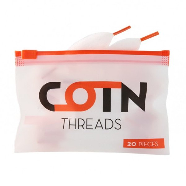 COTN Threads Selbstwickel Watte