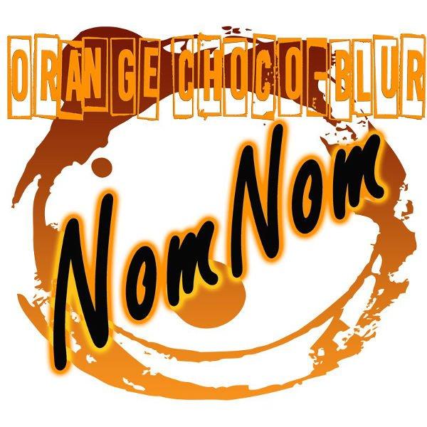 NomNom Orange Choco Blur Aroma