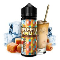 Kaffeepause by Steamshots Karamell Frappe Ice Aroma