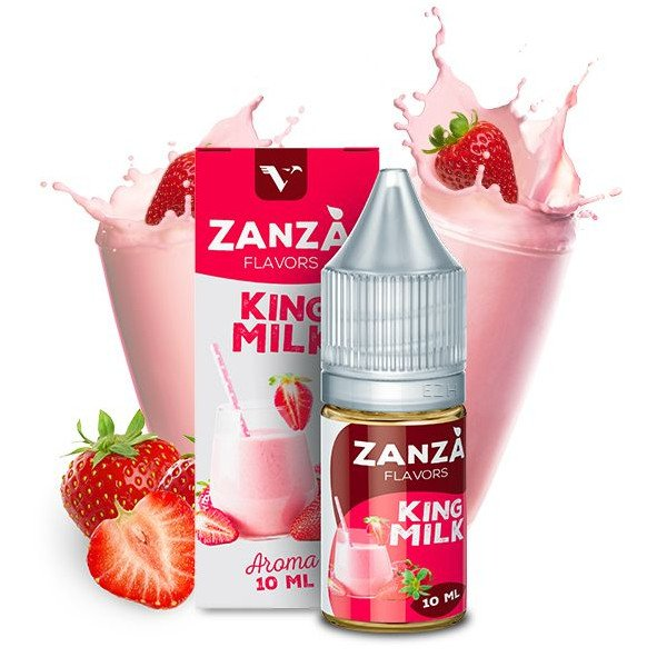 Zanza King Milk Aroma
