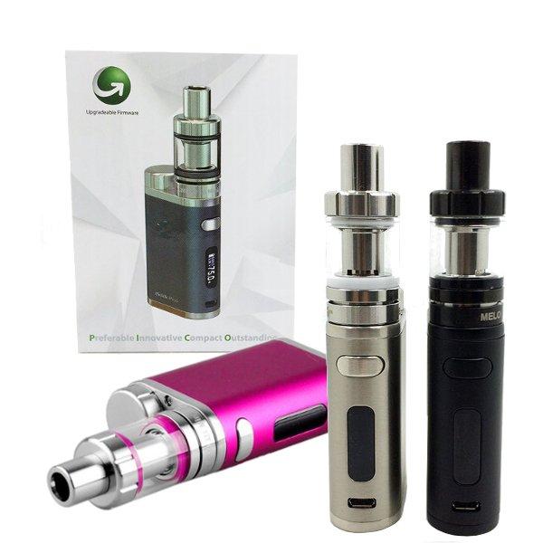 Eleaf iStick Pico TC 75W Melo 3 Mini E-Zigaretten Starter Set