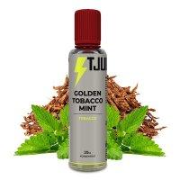 T-Juice Golden Tobacco Mint 20ml Longfill