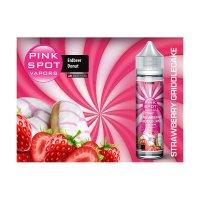 Pink Spot Strawberry Griddlecake