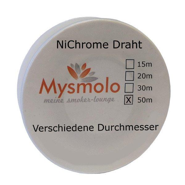 NiChrome Draht 0,25 mm