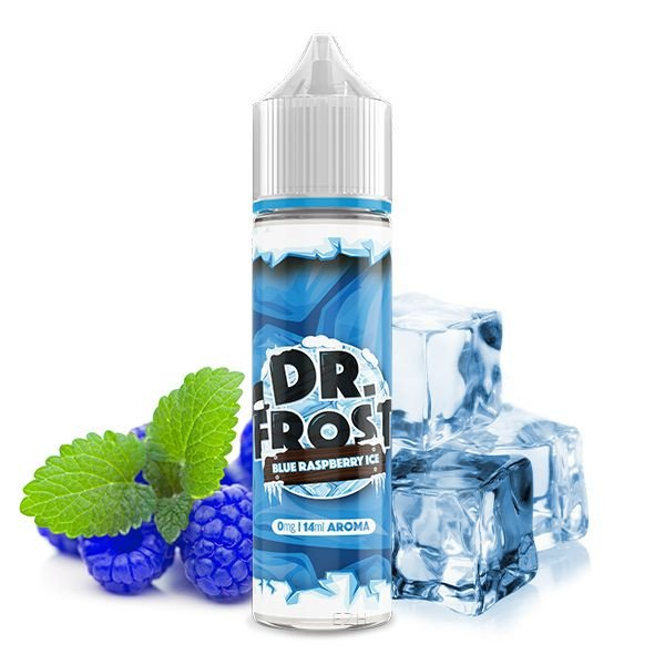 Dr. Frost Blue Raspberry Ice Aroma