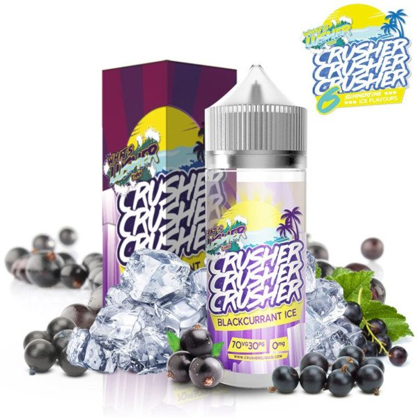 Crusher Blackcurrant Ice
